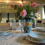 Le salon salle à manger