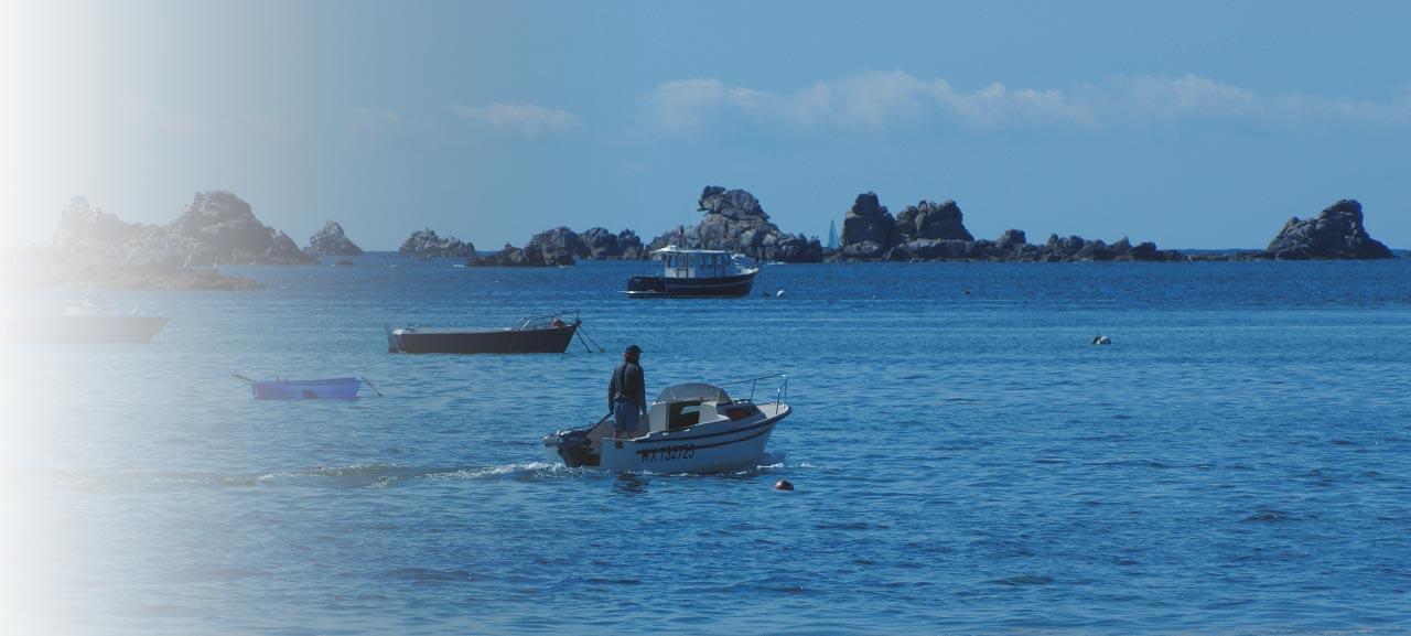 Santec, location saisonnière à 70m de la plage