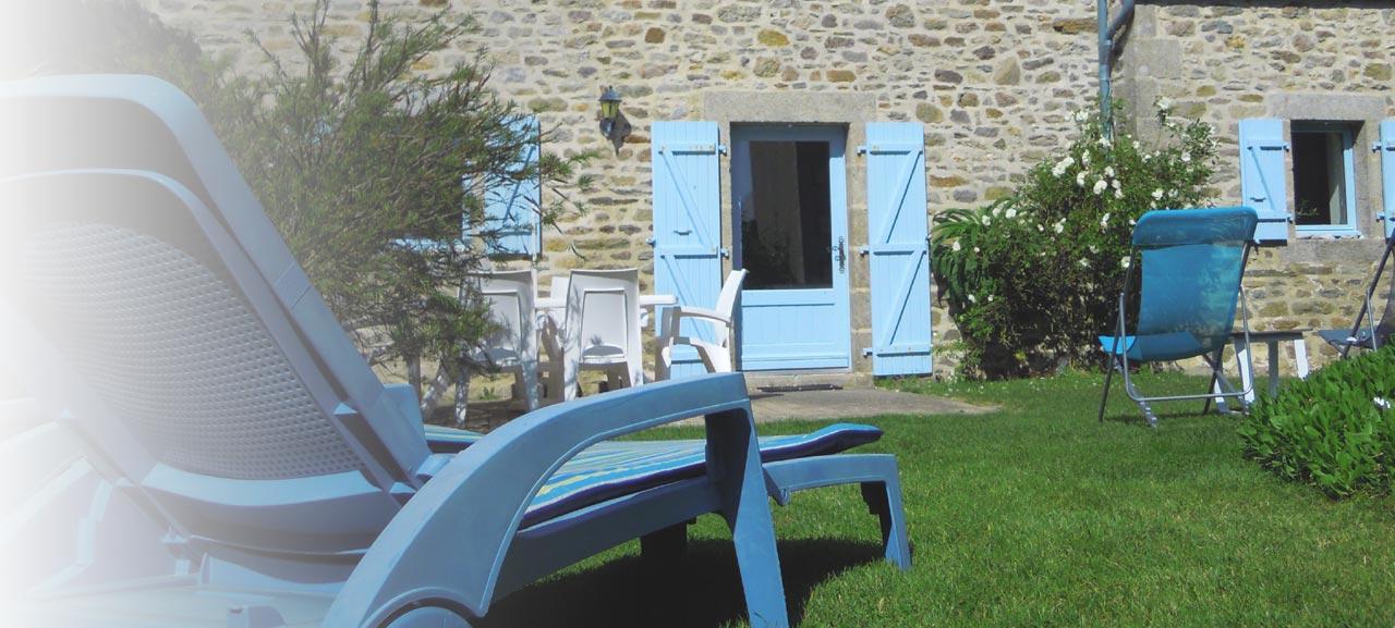 Santec Bretagne, location gîte Ti Kozh